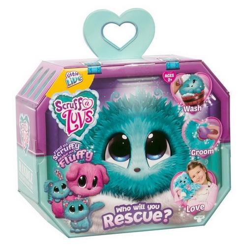 PR004 (PRE ORDER) ตุ๊กตา สัตว์เลี้ยงเซอร์ไพร์ส Little Live Pets Scruff
