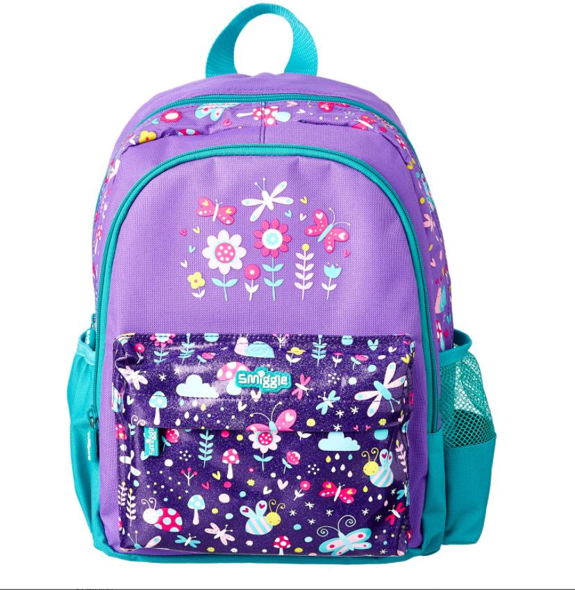 SMB016 กระเป๋าเป้สมิกเกิ้ล Smiggle dreamy backpack (3)