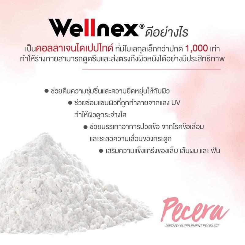 Wellnex collagen ช่วยเรื่องอะไร