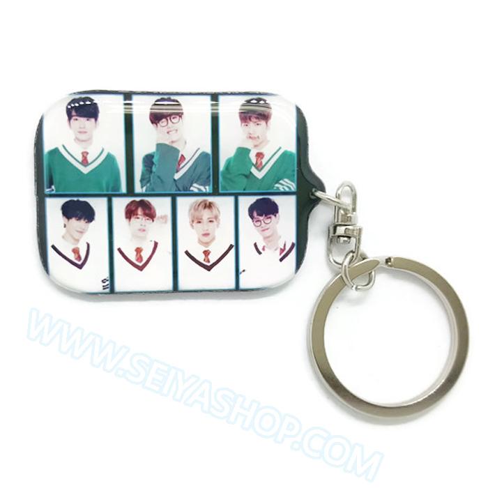 KGTP23 พวงกุญแจ GOT7 ของแฟนเมด ติ่งเกาหลี