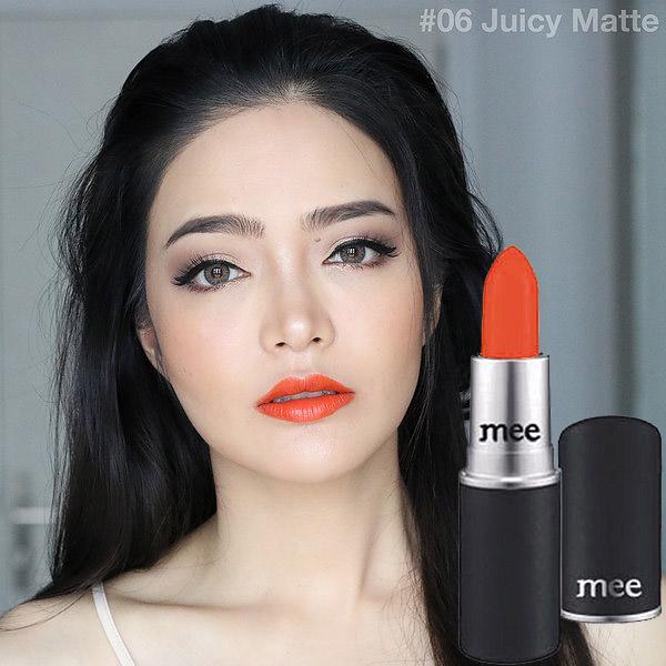 Mee Hydro Matte Lip Color #06 Juicy Matte