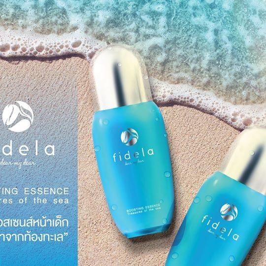 Fidela Boosting Essence ฟิเดล่า น้ำตบเอสเซนส์หน้าเด็ก 150ml ส่ง ems ฟรี
