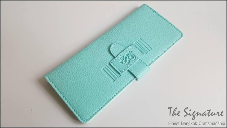 Baby Blue(ฟ้า) - Sashy Yen Wallet