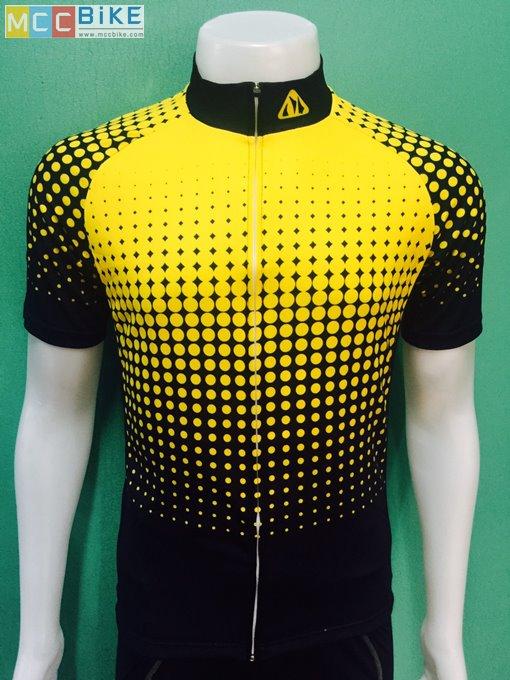 เสื้อปั่นจักรยาน แขนสั้น RC 003