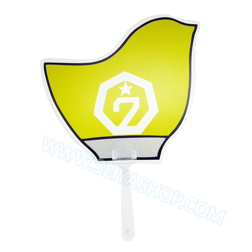 KGTX30 พัด GOT7 ของแฟนเมด ติ่งเกาหลี Got7