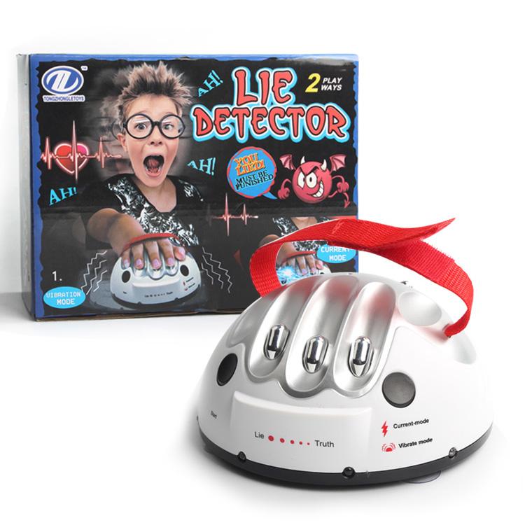 BO093 Lie detector เครื่องจับเท็จ ของเล่นแฟมิลี่ เกมส์เล่นสนุกนาน กับเพื่อนๆ และ ครอบครัว