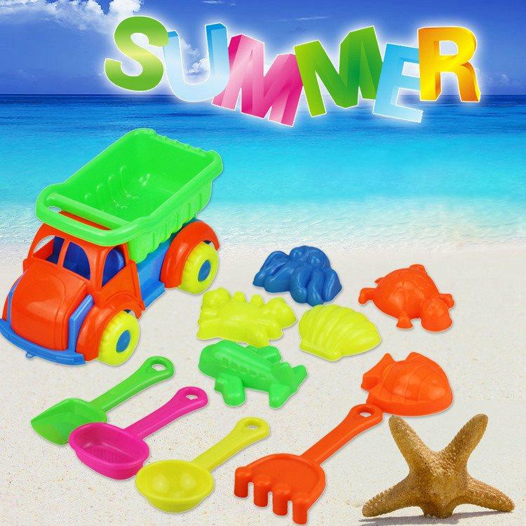 PA148 ชุดอุปรณ์ ทรายนิ่ม Soft Sand Play Sand รถตักทราย (1)