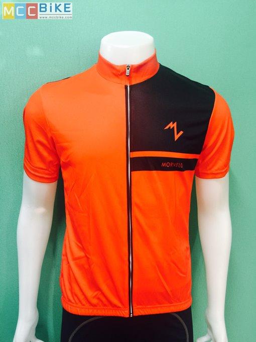 เสื้อปั่นจักรยาน แขนสั้น Morvelo 004