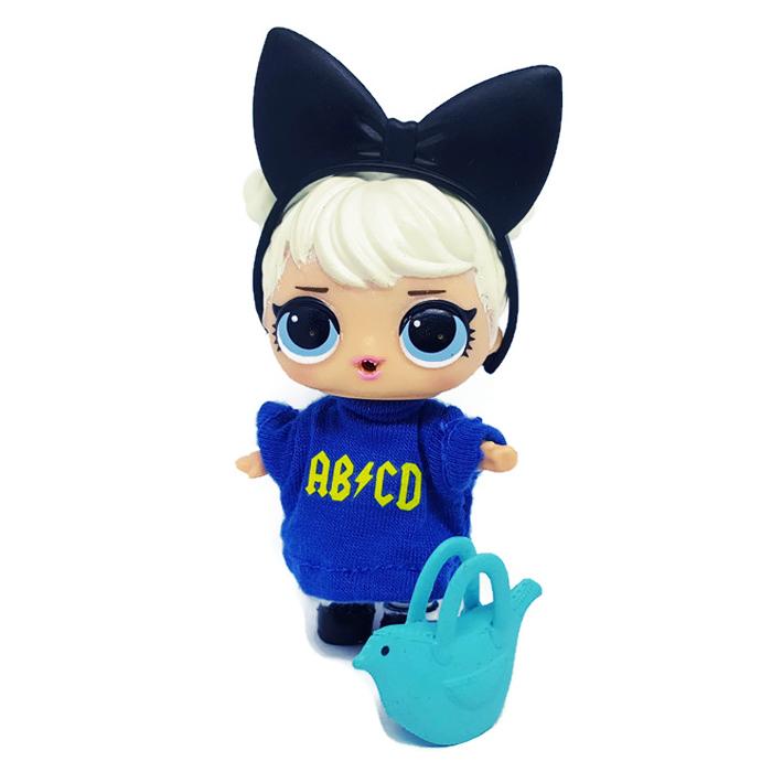 LC02 L.O.L Fashion ชุดตุ๊กตา LOL พร้อมกระเป๋า (ไม่รวมตุ๊กตา)