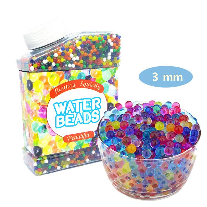 OR02 Water Bean Orbeez 260 กรัม (10,000 เม็ด) ขนาด 3 มิล