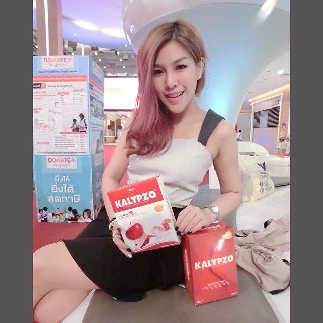 KALYPZO TOP SET :: Kalypzo Cap 1 กล่อง + Kalypzo ชง 1 กล่อง