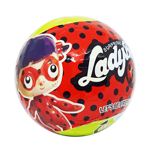 LO026 (งานเทียบ) Lady Bug Surprise ตุ๊กตาเซอร์ไพร์ส เวอร์ชั่น เลดี้บัค