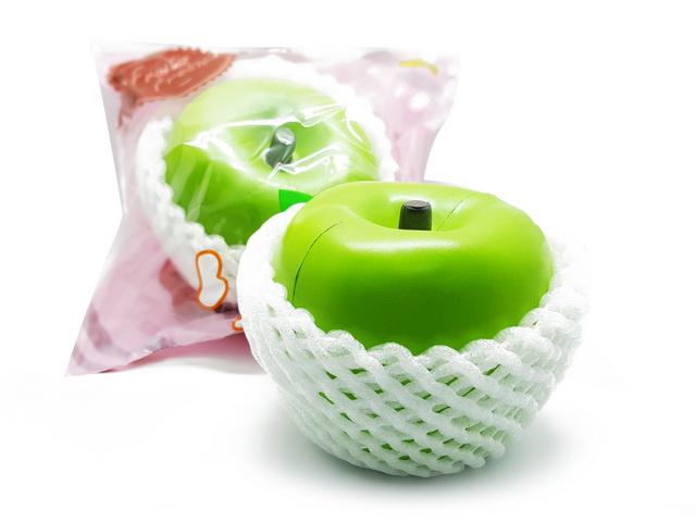 I073 CutieCreative Squishy Apple 2016 สกุชชี่ แอ๊ปเปิ้ล คิวตี้ ขนาด12 cm ลิขสิทธิ์แท้