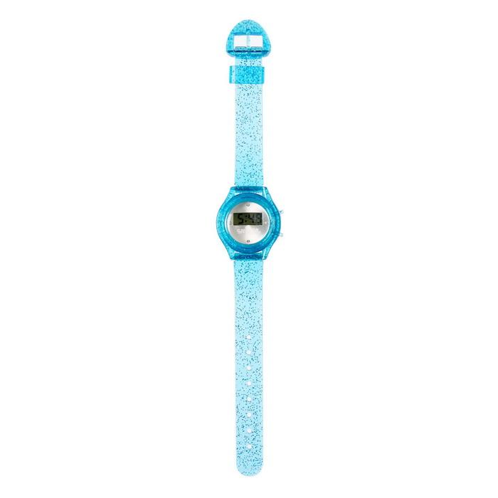 SMJ017 นาฟิกา สมิกเกิ้ล smiggle Shimmer Digital Watch