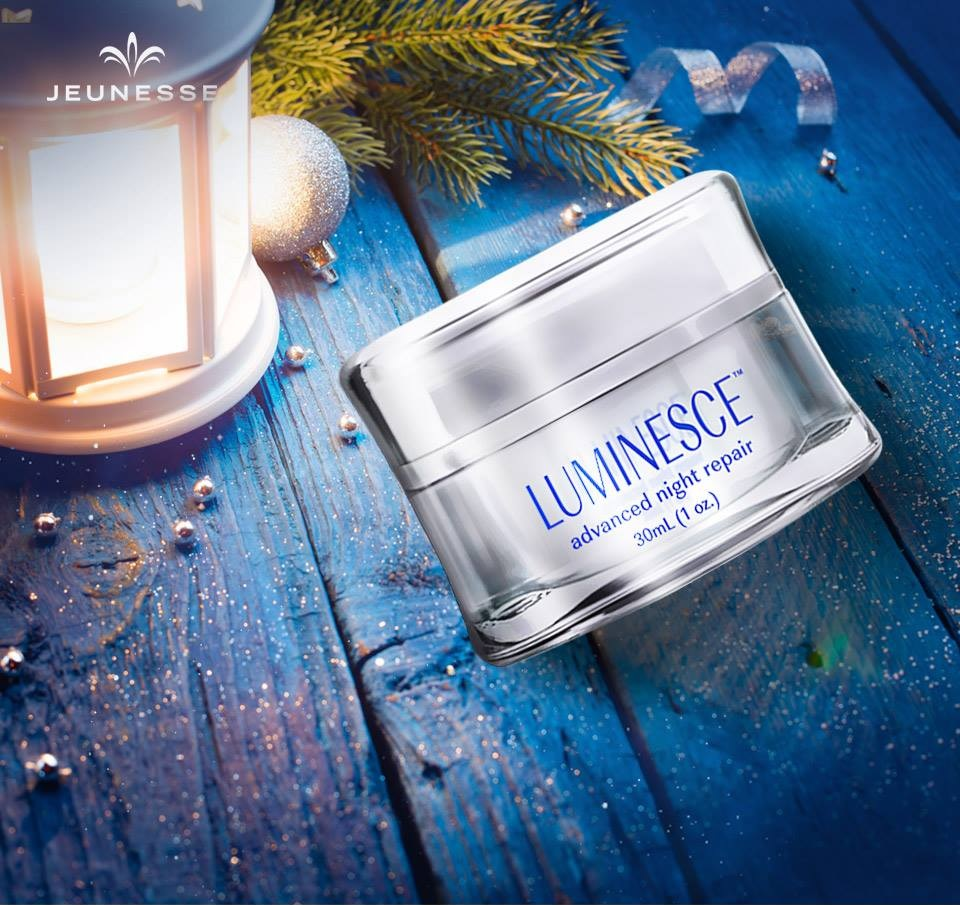 Luminesce Advance Night Repair ลูมิเนสส์ แอดวานซ์ ไนท์ รีแพร์ 30 มล