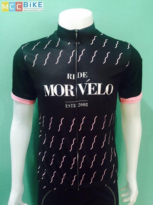 เสื้อปั่นจักรยาน แขนสั้น Morvelo 005