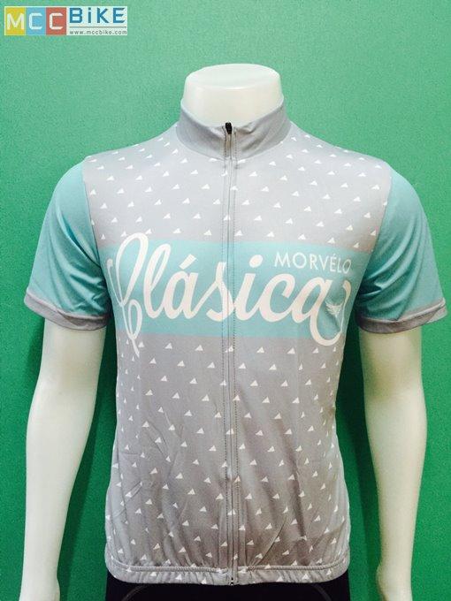 เสื้อปั่นจักรยาน แขนสั้น Morvelo 001