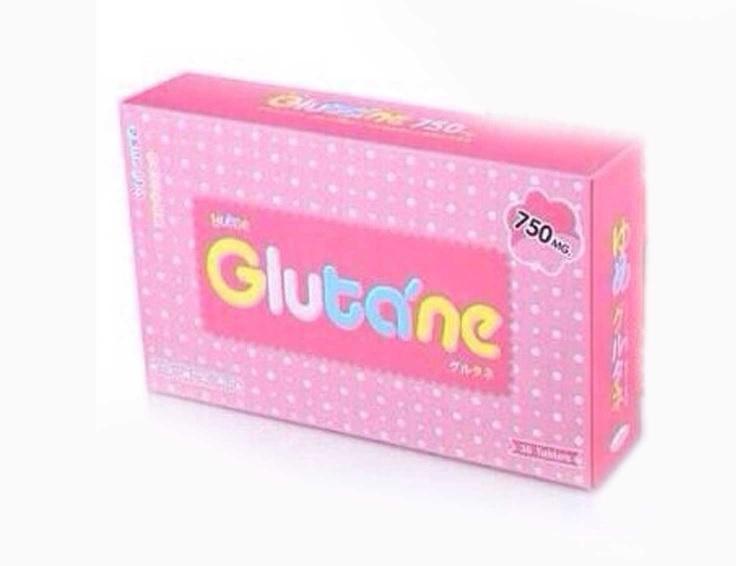 Yume Glutane 750 mg. สูตร Maxxi White