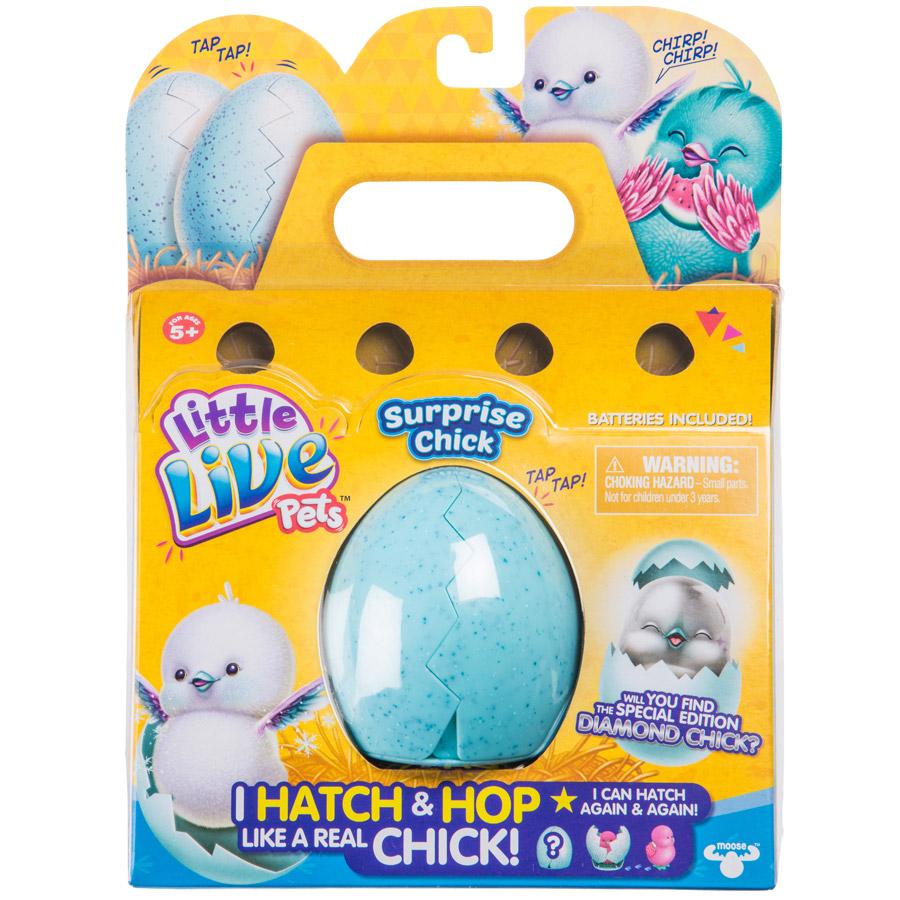DA015 (งานแท้) Little Live Pets Series 2 Surprise Chick ของเล่นสัตว์เลี้ยงมีชีวิต -ลูกไก่เซอร์ไพร์ส เวอร์ชั่น 2