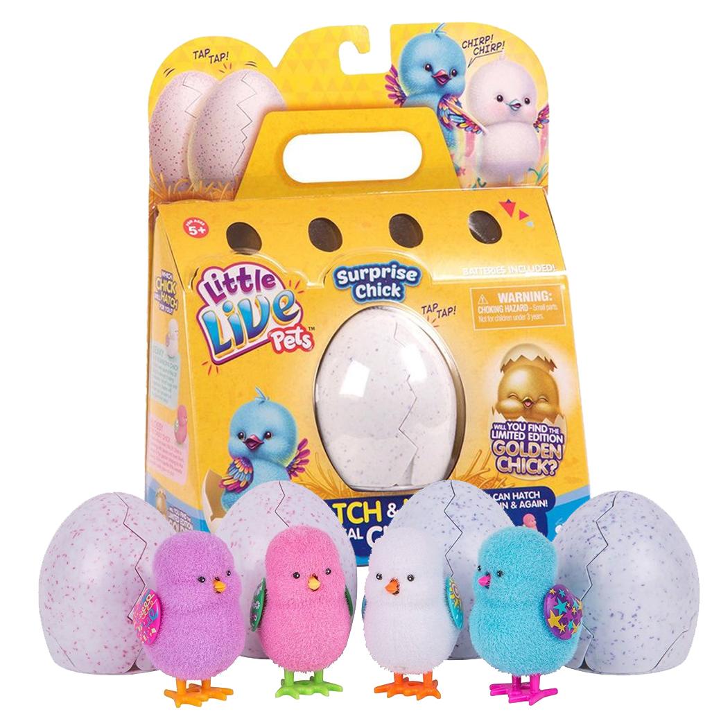 DA016 (งานแท้) Little Live Pets Series 1 Surprise Chick ของเล่นสัตว์เลี้ยงมีชีวิต -ลูกไก่เซอร์ไพร์ส เวอร์ชั่น 1