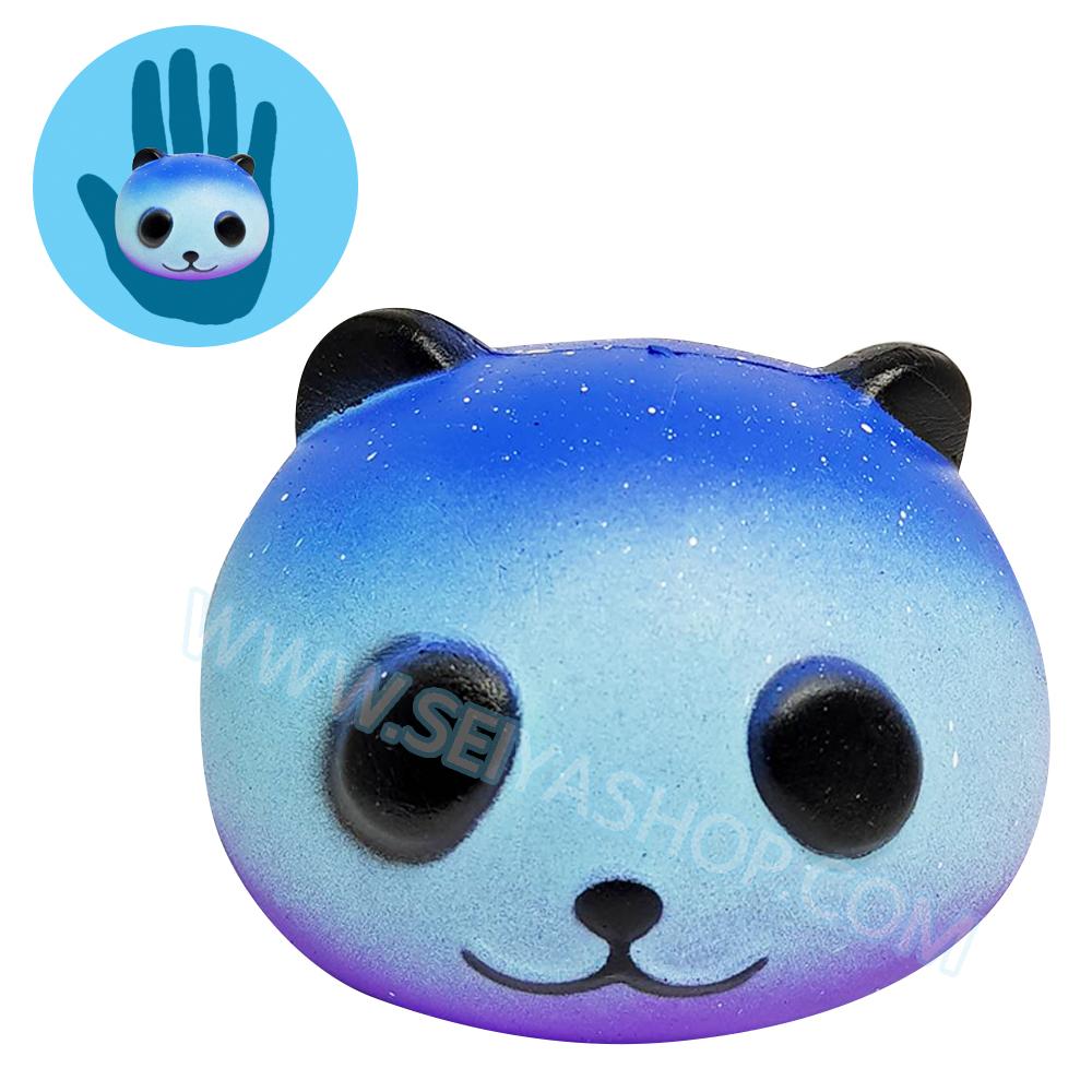 CB611 สกุชี่ หมีแพนด้า กาแล๊คซี่ขนาด 10 cm (Super Soft)