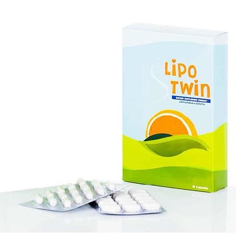 Lipo Twin ไลโปทวิน 1 กล่อง สำเนา