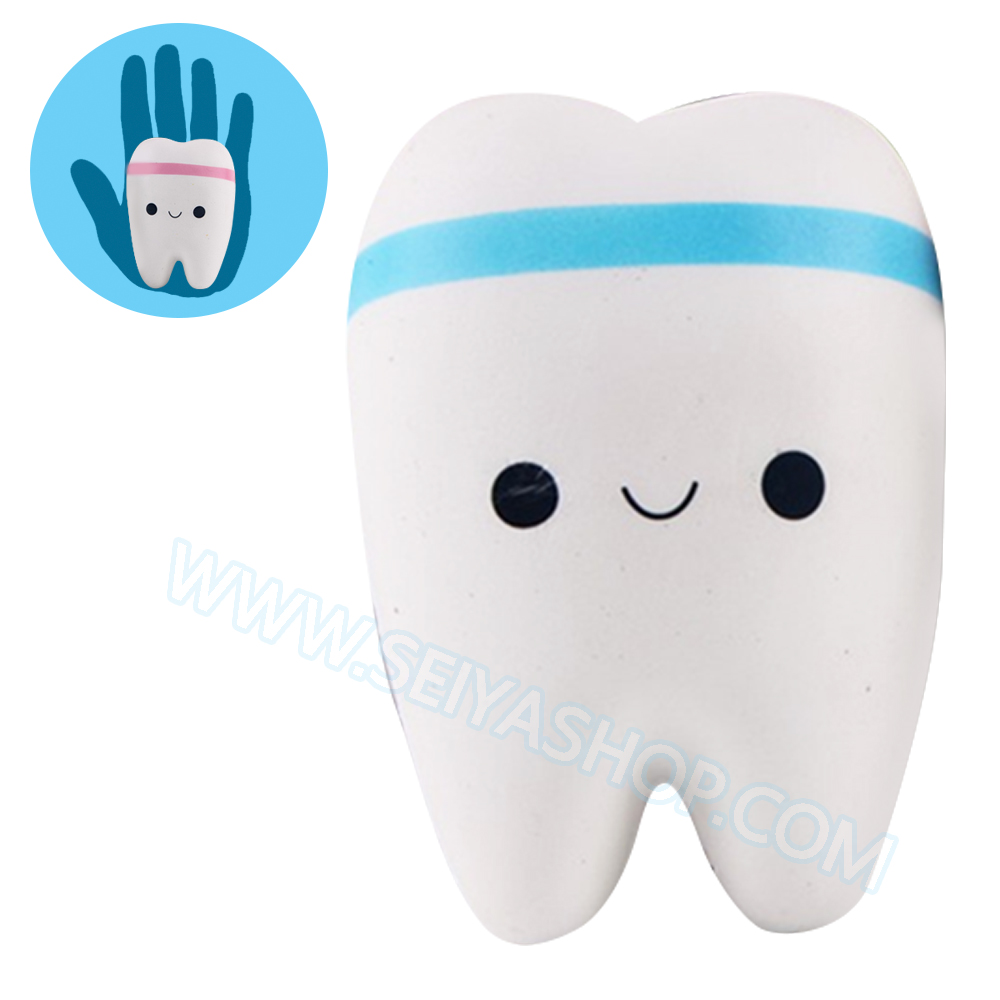 CB632 สกุชี่ ฟัน (super soft) ขนาด 10 cm