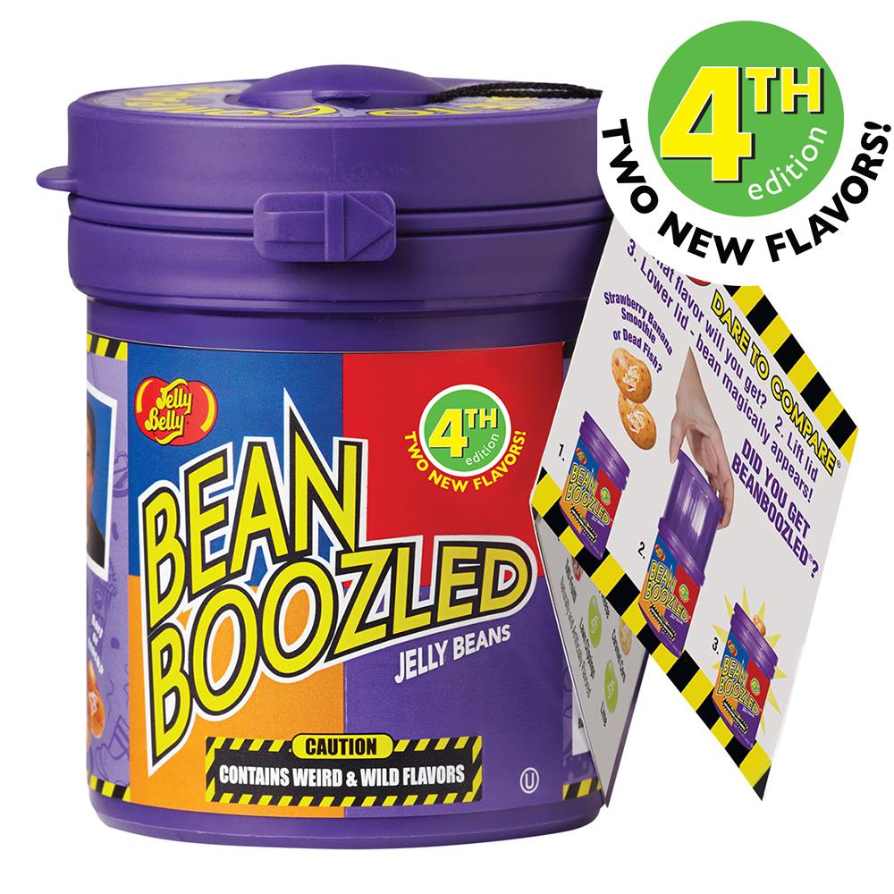 KP162 Jelly Belly BeanBoozled ลูกอม รสแปลก ลูกอมแฮรี่ แบบกระปุกเกมส์