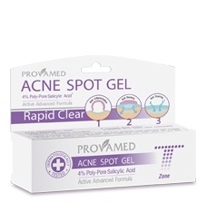 Provamed Rapid Clear Acne Spot Gel โปรวาเมด แอคเน่ สปอต เจล