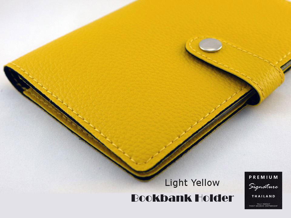 Light Yellow(เหลือง) - Bookbank Holder