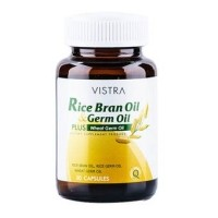 Vistra Rice Bran Oil&Germ Oil Plus 40 capsule