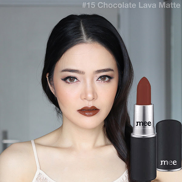 Mee Hydro Matte Lip Color #15 Chocolate Lava Matte