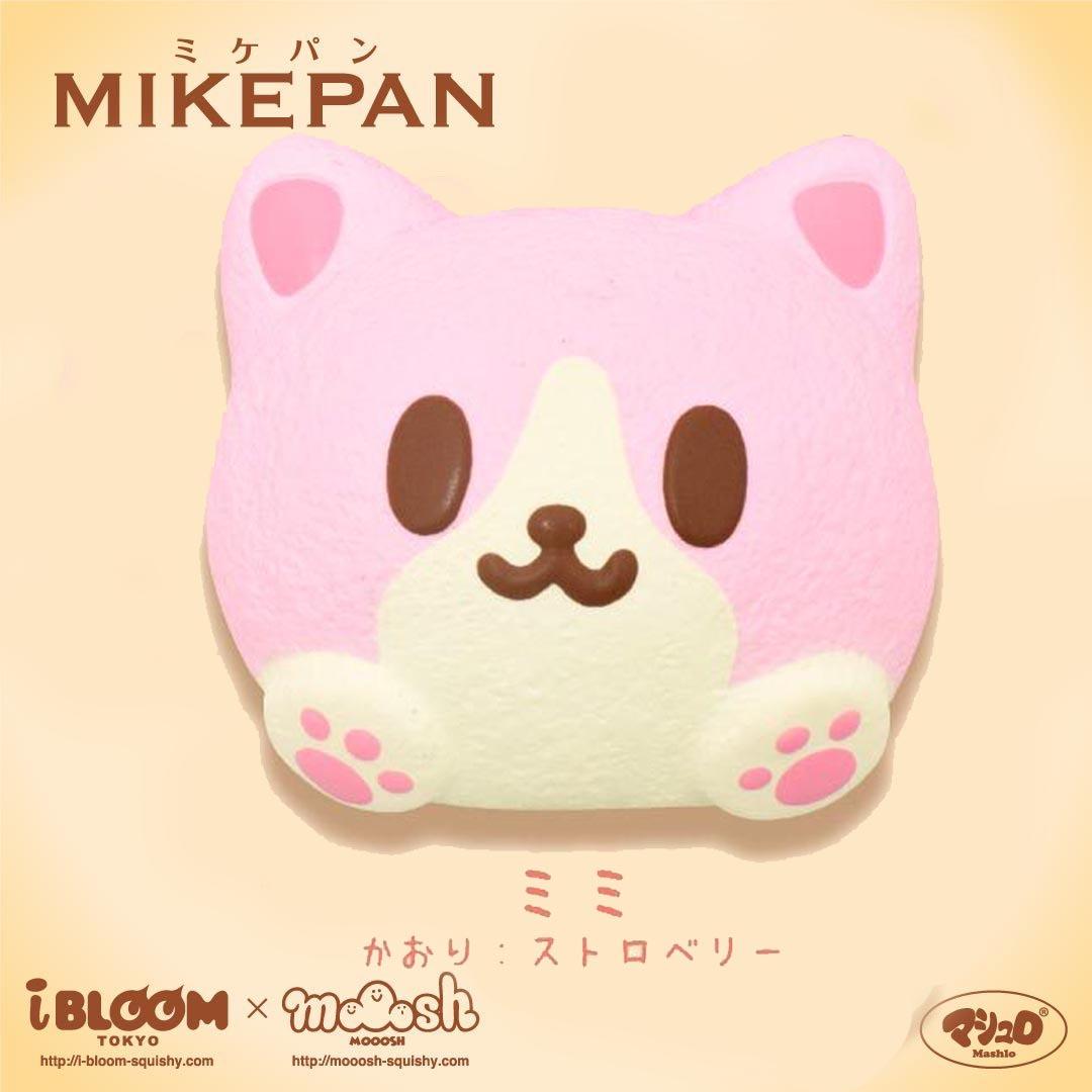 I459 สกุชชี่ ibloom mike pan ขนาด 18 cm
