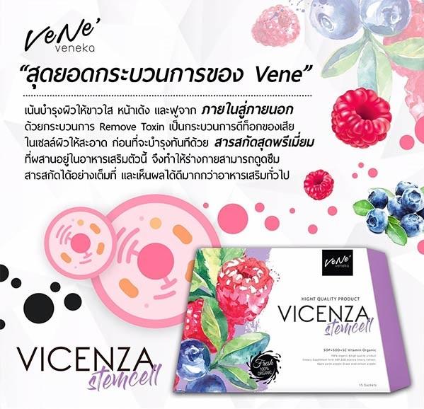 Vene Vicenza ช่วยเรื่องอะไร เวเน่ เวเนก้า ช่วยเรื่องอะไร