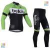 ชุดปั่นจักรยาน เสื้อปั่นจักรยาน และ กางเกงปั่นจักรยาน Belkin ขนาด M