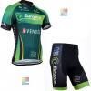 ชุดปั่นจักรยาน เสื้อปั่นจักรยาน และ กางเกงปั่นจักรยาน EuropCar ขนาด XXL