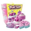 PW114 ทรายนิ่ม Soft Sand Play Sand CAKEทรายคละ 3 สี น้ำหนักรวม 800 กรัม พร้อมอุปกรณ์