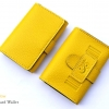 Light Yellow(เหลือง) - Sashy Card Wallet
