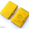 Light Yellow(เหลือง) - Sashy Card Wallet