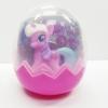 KC028 Pony Egg พวงกุญแจ โพนี่ พร้อมสติกเกอร์