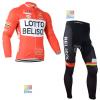 ชุดปั่นจักรยาน เสื้อปั่นจักรยาน และ กางเกงปั่นจักรยาน Lotto Belisol ขนาด XXL