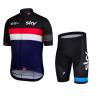 ชุดปั่นจักรยาน Sky R001 เสื้อปั่นจักรยาน และ กางเกงปั่นจักรยาน