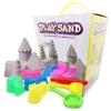 PW116 ทรายนิ่ม Soft Sand Play Sand Mystery Castle ทรายคละ 3 สี น้ำหนักรวม 800 กรัม พร้อมอุปกรณ์