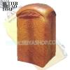 I117 I-Bloom squishy butter bread loft (soft super) สีช็อคโกแลต มีกลื่น ลิขสิทธิ์แท้ ญี่ปุ่น