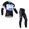 ชุดปั่นจักรยาน แขนยาว Omega เสื้อปั่นจักรยาน และ กางเกงปั่นจักรยาน
