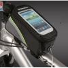 กระเป๋าบนเฟรมจักรยาน ใส่โทรศัพท์ได้ โทรศัพท์ 4.2 นิ้ว