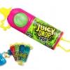 KP067 JUICY DROP POP EXTReme Berry MELON ลูกอม ซอสรสเปรี๊ยว สีชมพู รส เมลอน สตอเบอร์รี่