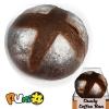I081 Squishy Puni-maru Jumbo Crusty Chocolate Bun ขนาด 18 cm ลิขสิทธิ์แท้