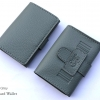Smokey Grey(เทา) - Sashy Card Wallet