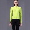 ชุดปั่นจักรยานผู้หญิง Green 001 เสื้อปั่นจักรยานแขนยาว พร้อมกางเกงปั่นจักรยานแขนยาว อย่างดี